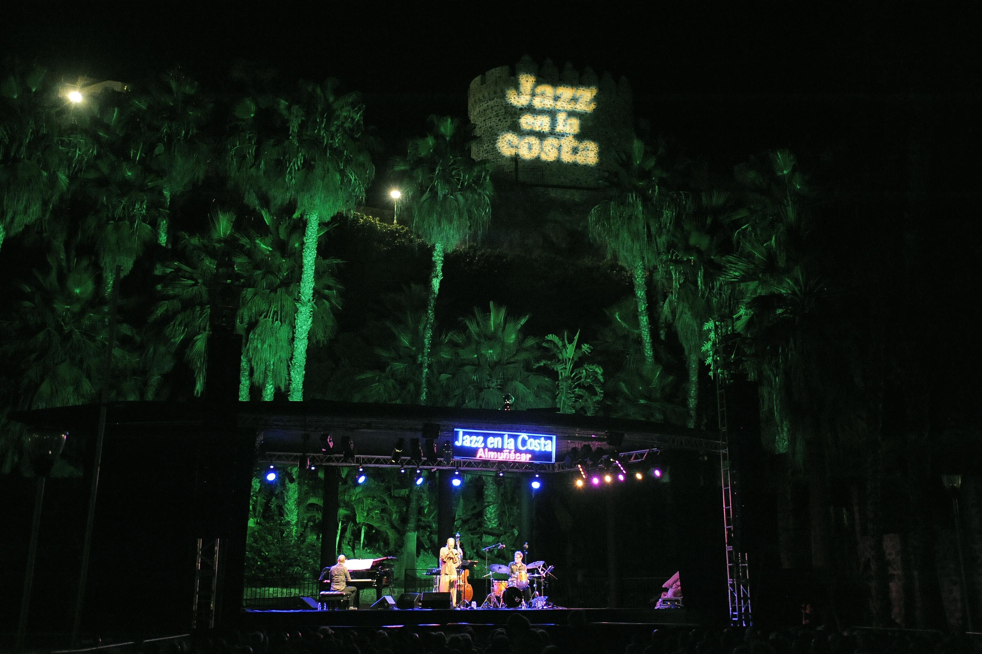 Parque. Jazz en la Costa