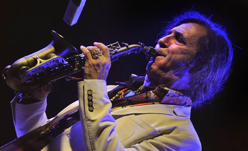 Jorge Pardo Jazz en la Costa 2