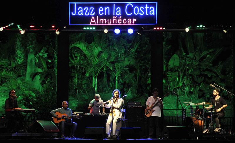 Jorge Pardo Jazz en la Costa 3