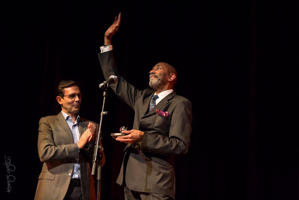 Ron Carter PAco Cuenca Jazz Granada 3